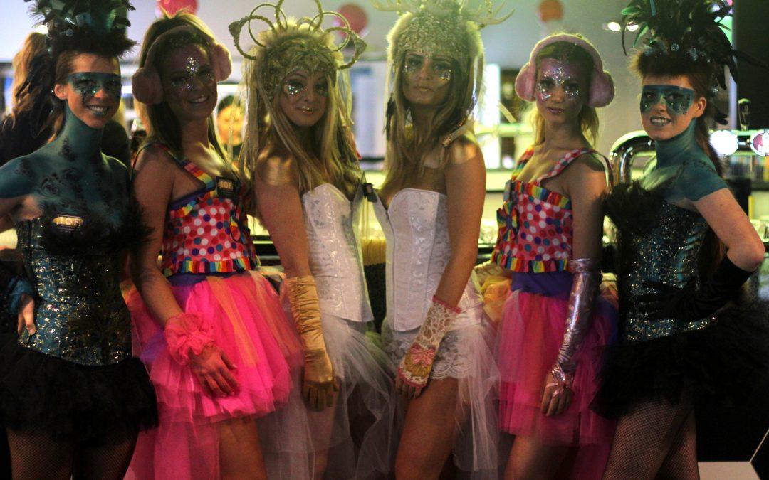 TOF Promogirls